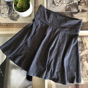 Heather Gray Skirt